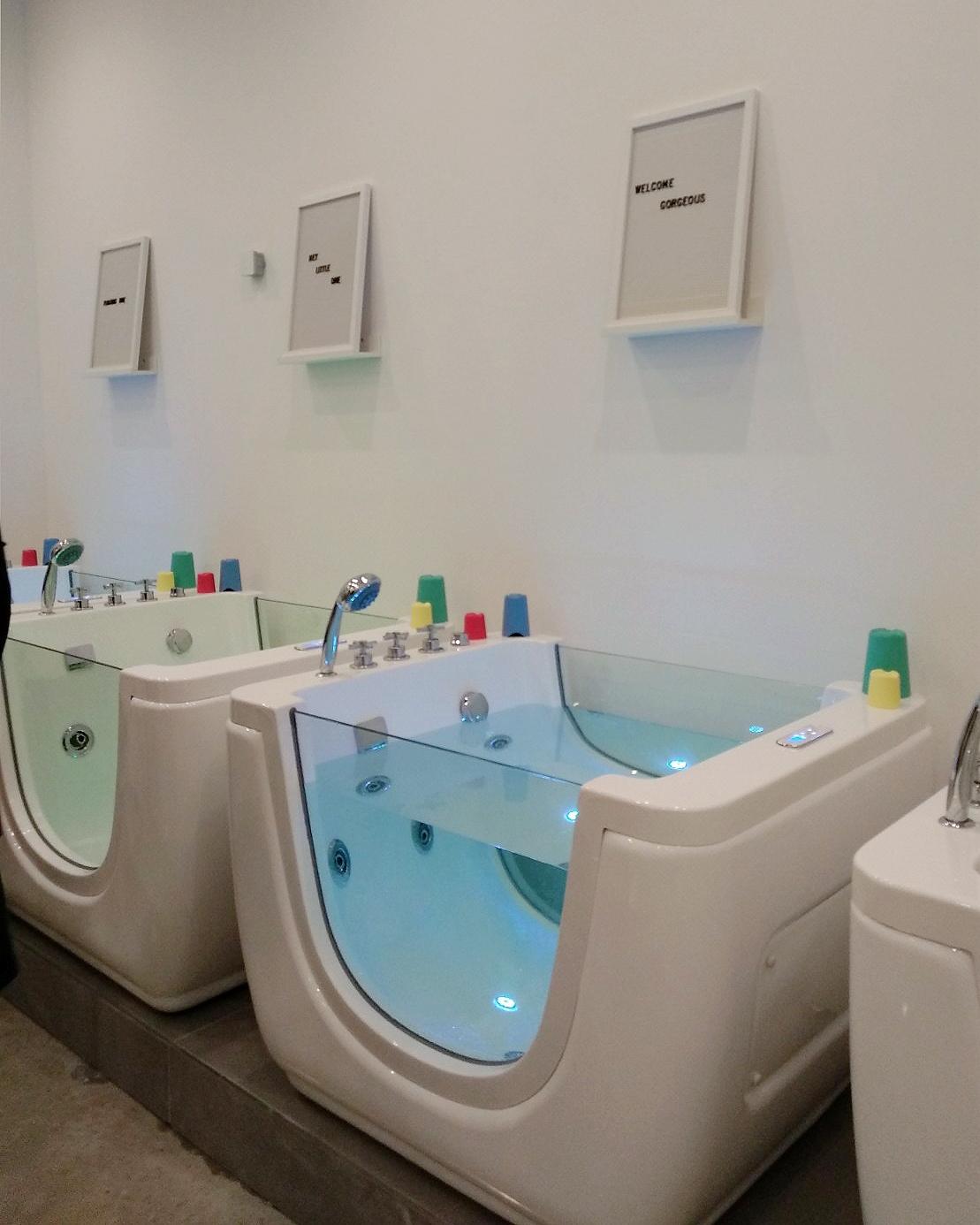 Babyfloat Becken, Luxus schon für die Kleinsten