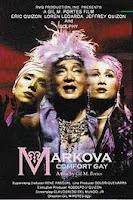 Markova: Comfort Gay