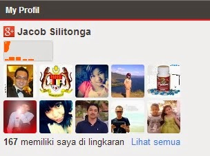 Cara membuat google+ followers valid HTML5