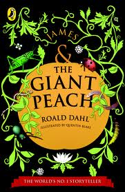 Dana Hunt - Me: Book Vs  Movie- James And The Giant Peach
