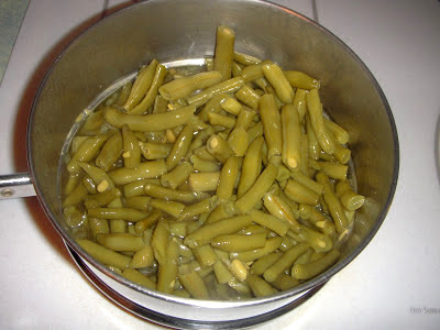 Margaret's Morsels | Adobo Green Beans
