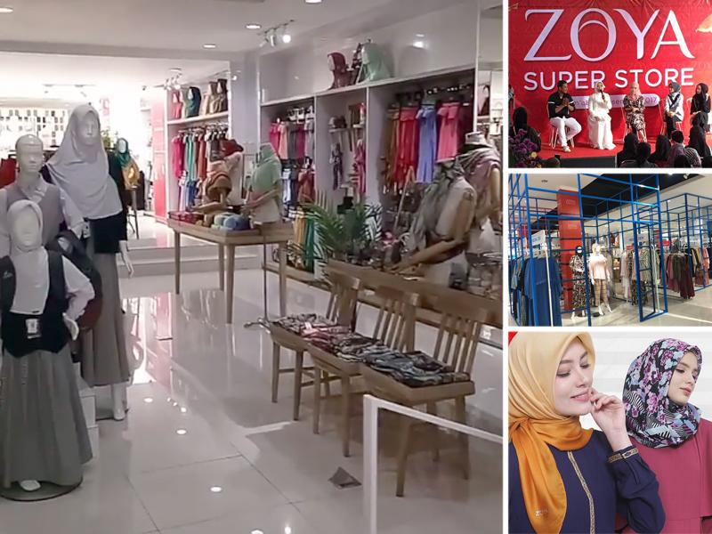 Zoya Super Store Jalan Sulanjana Bandung e10a7bad07