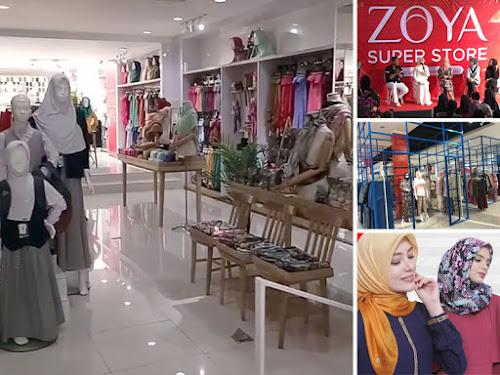 Zoya Super Store Jalan Sulanjana Bandung