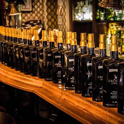 Beefeater Crown Jewel, um gin que é uma lenda.