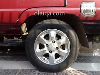 Rotasi Ban Toyota Kijang Super