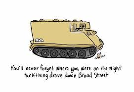 stolen tank meme, stolen tank Richmond Virginia