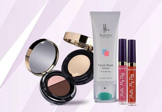 Mazaya Kosmetik Halal Indonesia