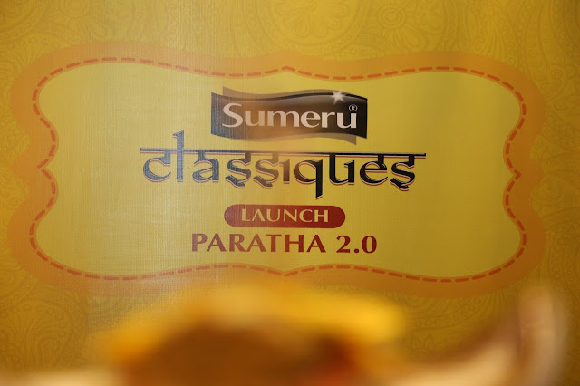 Innovative Foods Ltd launches Sumeru 'classique' parathas with Chef Ajay Chopra