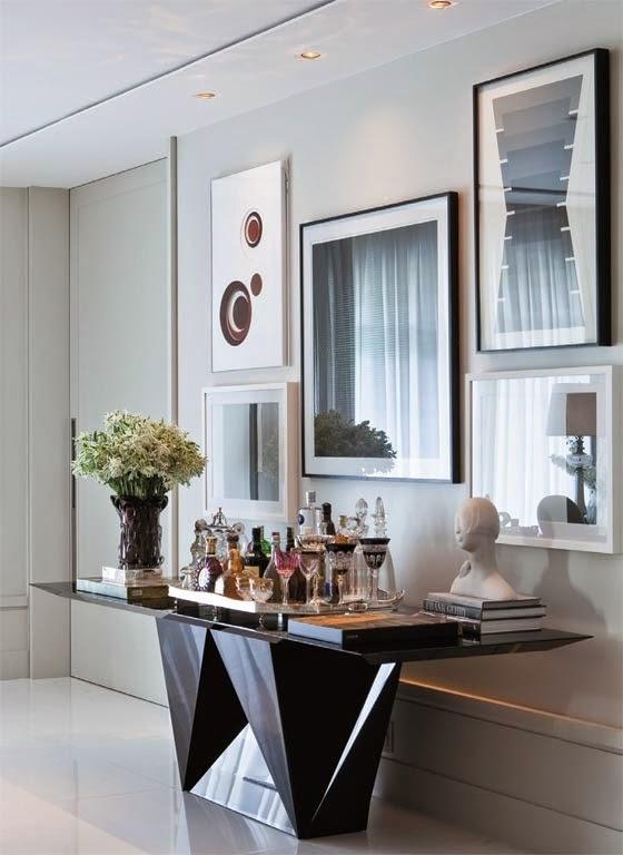 Armario Para Ropa Blanca Ikea ~ Decoraç u00e3o Aparador bar!! Jeito de Casa Blog de Decoraç u00e3o e Arquitetura
