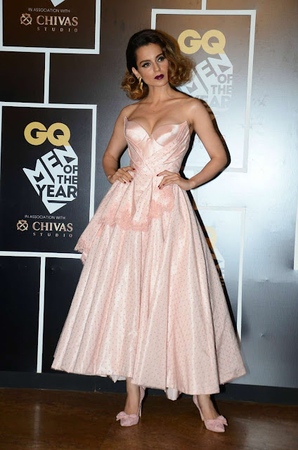 kangana ranaut hd stills at GQ Awards