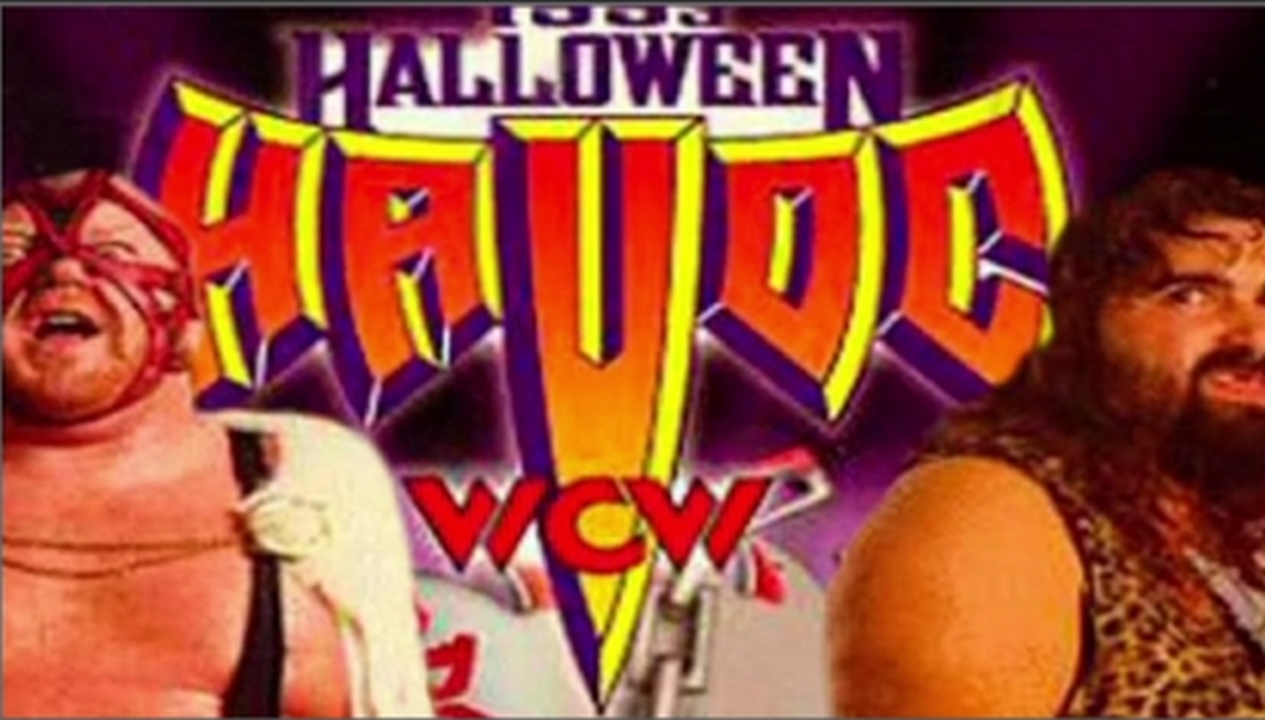 WCW Halloween Havoc 1993 | Jay Reviews Things