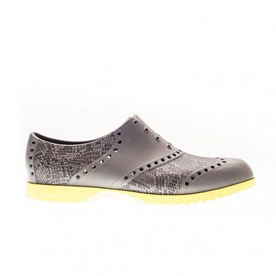 EVA wingtips with spectator styling from Biion shoes