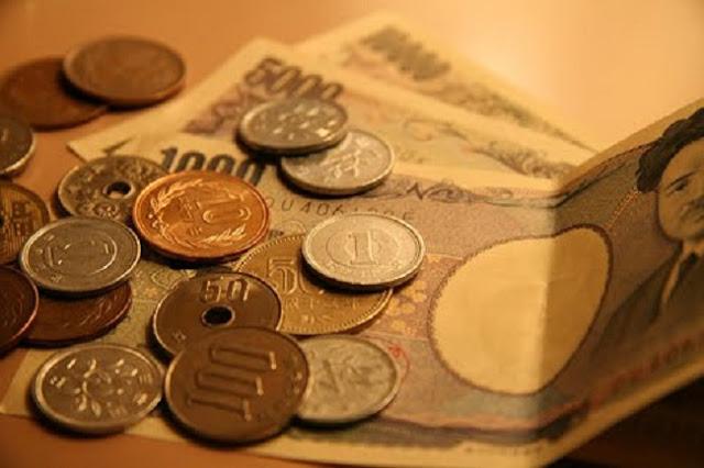 Đổi tiền Nhật Bản