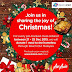 Sharing Joy of Christmas with AirAsia Malaysia To Reach Out The Homeless and Poor Urban Malaysia! #AABC