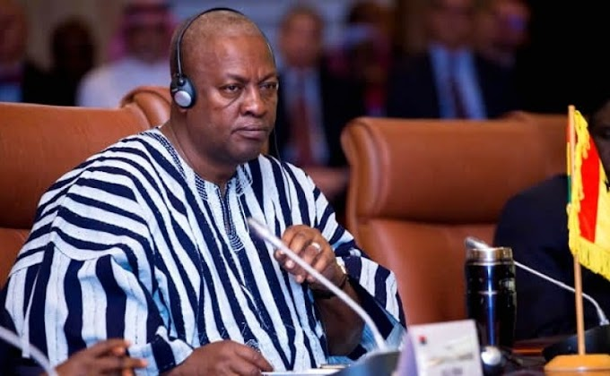US election defining moment for the world – Mahama