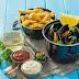 Mexilhões, batata-frita e cerveja! Hotel belga promove harmonização regional no sábado