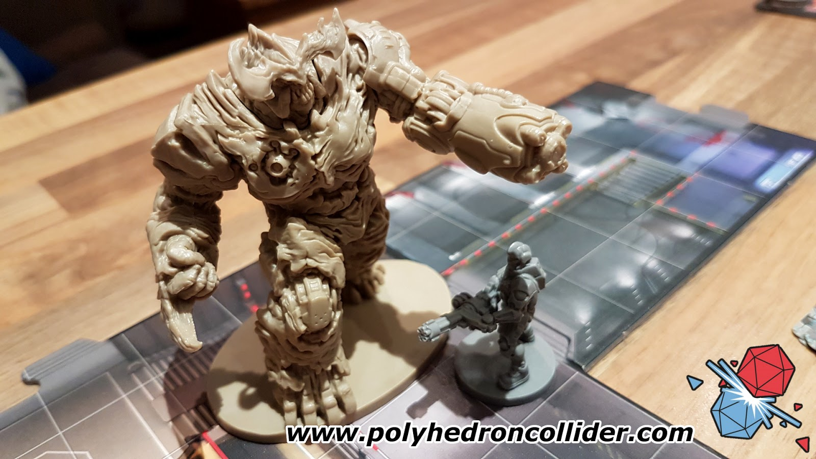 DOOM Cyberdemon miniature
