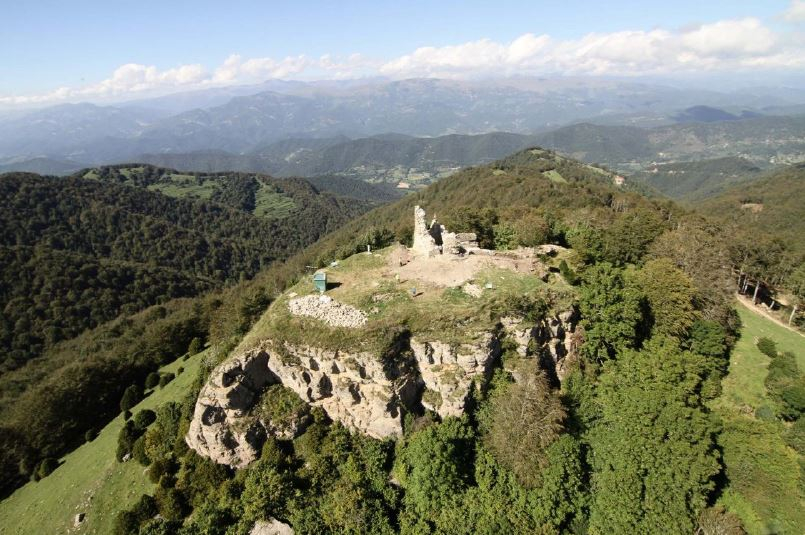 Resultado de imagen de castell de milany