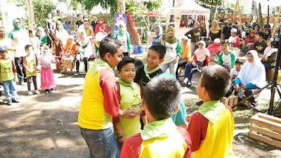 Laberzo Laman Bermain Zaman Old, Semangat Permainan Anak Negeri