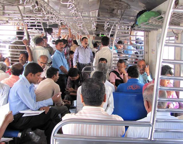 Adjustable seat in mumbai locals, irctc