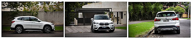 2016 BMW X1 xDrive25i Review