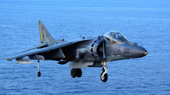 Wallpaper 2: AV-8B Harrier