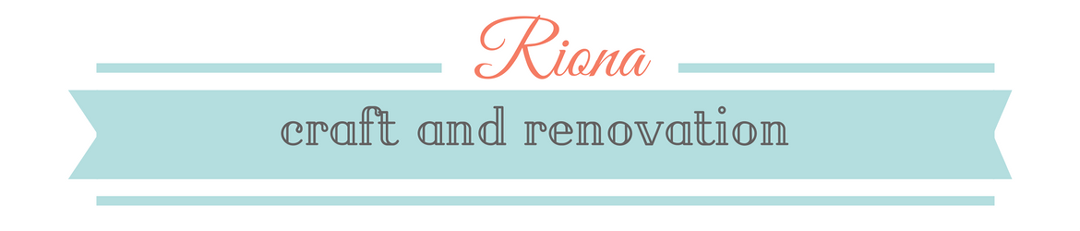 Riona - craft and renovation