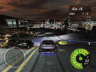 Free download Need for Speed: Underground 2