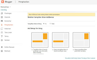 angkah mudah mendaftar google adsense terbaru