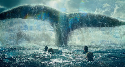 In the Heart of the Sea: The Whale, Directed by Ron Howard