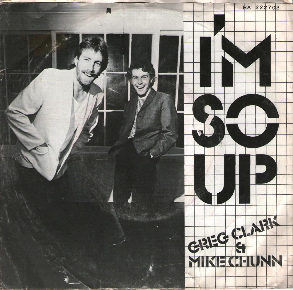 Forgotten New Zealand 45s Greg Clark Amp Mike Chunn I M