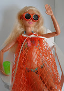diy barbie blog: bathing suit cover-up