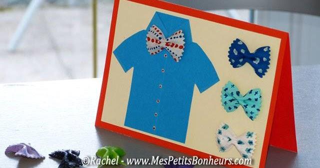 aprender brincando cart o dia dos pais gravata de macarr o. Black Bedroom Furniture Sets. Home Design Ideas
