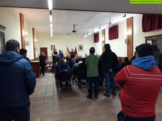 Villa de Mazo contrata a más de una treintena de personas a través de un programa extraordinario de empleo social