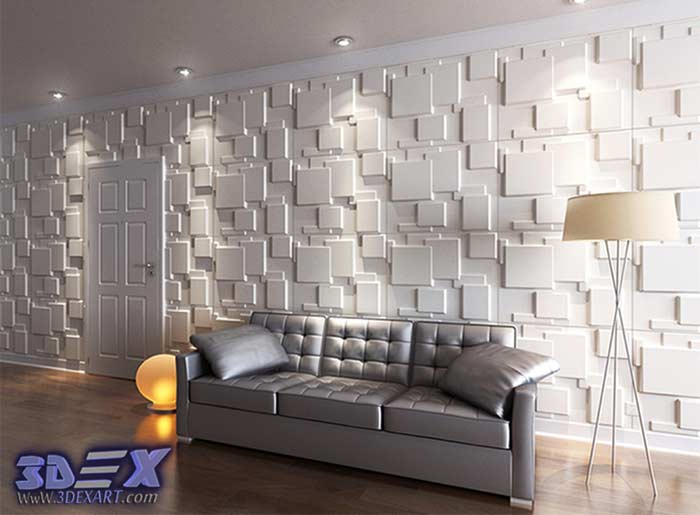 Merveilleux 3d Decorative Wall Panels, Modern 3d Wall Panels, 3d Panel Texture
