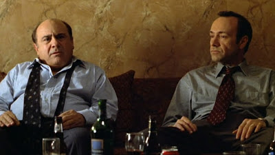 Danny DeVito & Kevin Spacey from The Big Kahuna