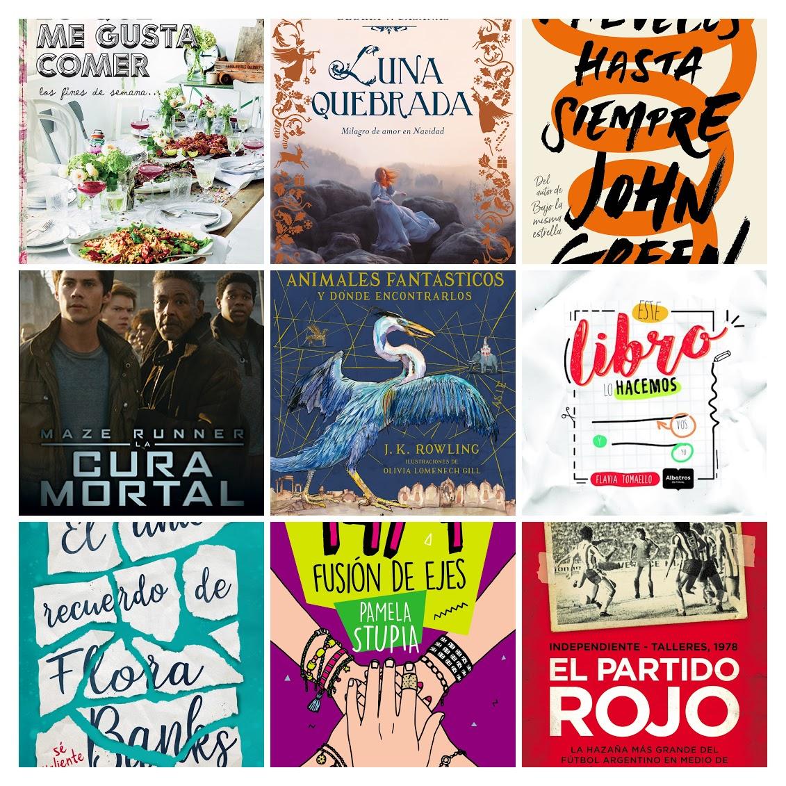 Libros para compartir y regalar - Los mejores libros para regalar ...