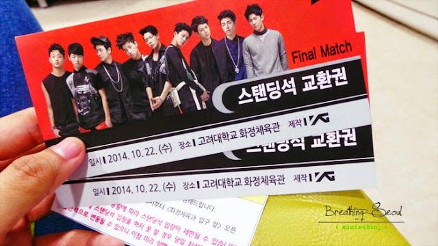 mixandmatch ikon fanaccount fanmeeting seoul teamb yg