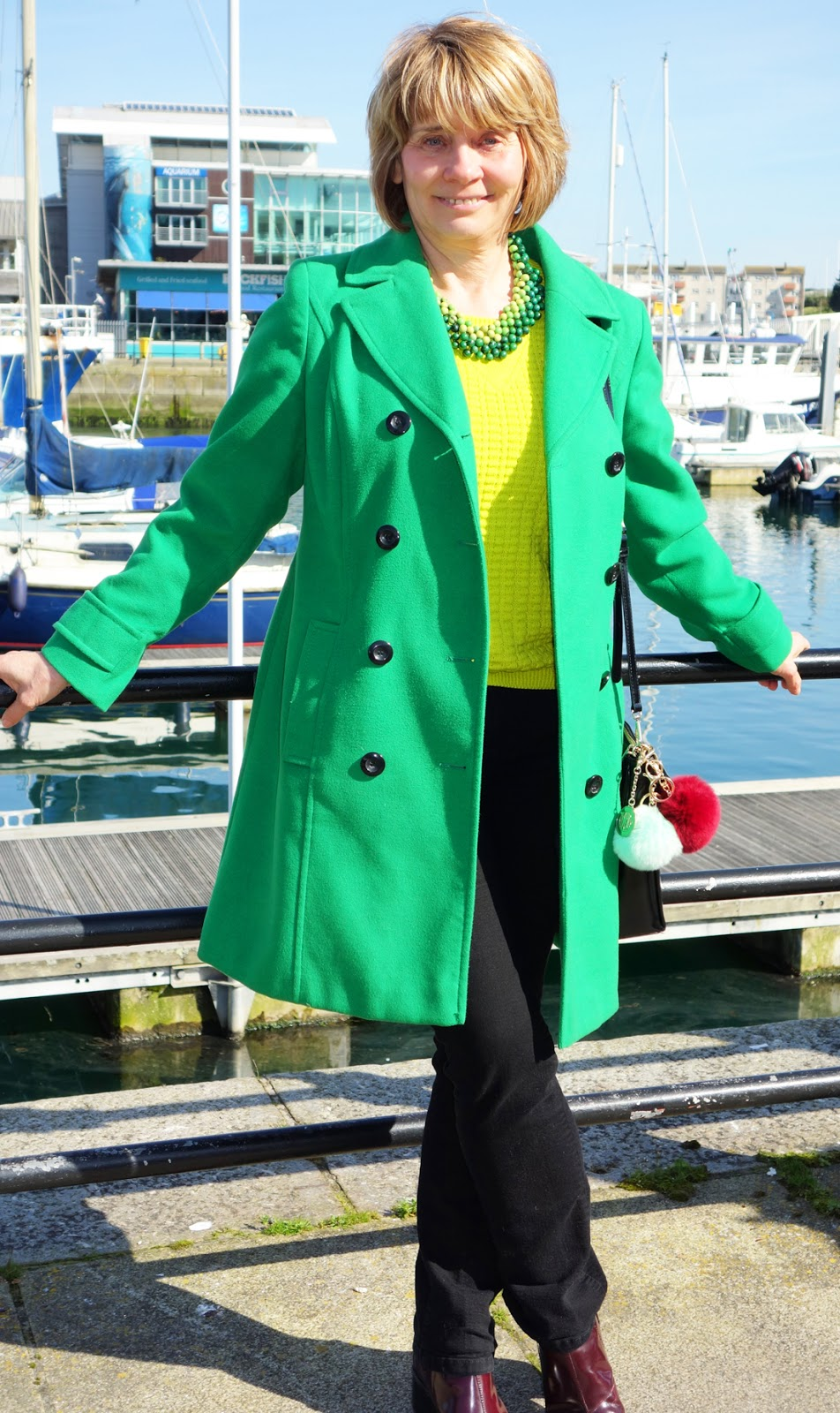 Gail Hanlon from Is This Mutton? on Plymouth's Barbican
