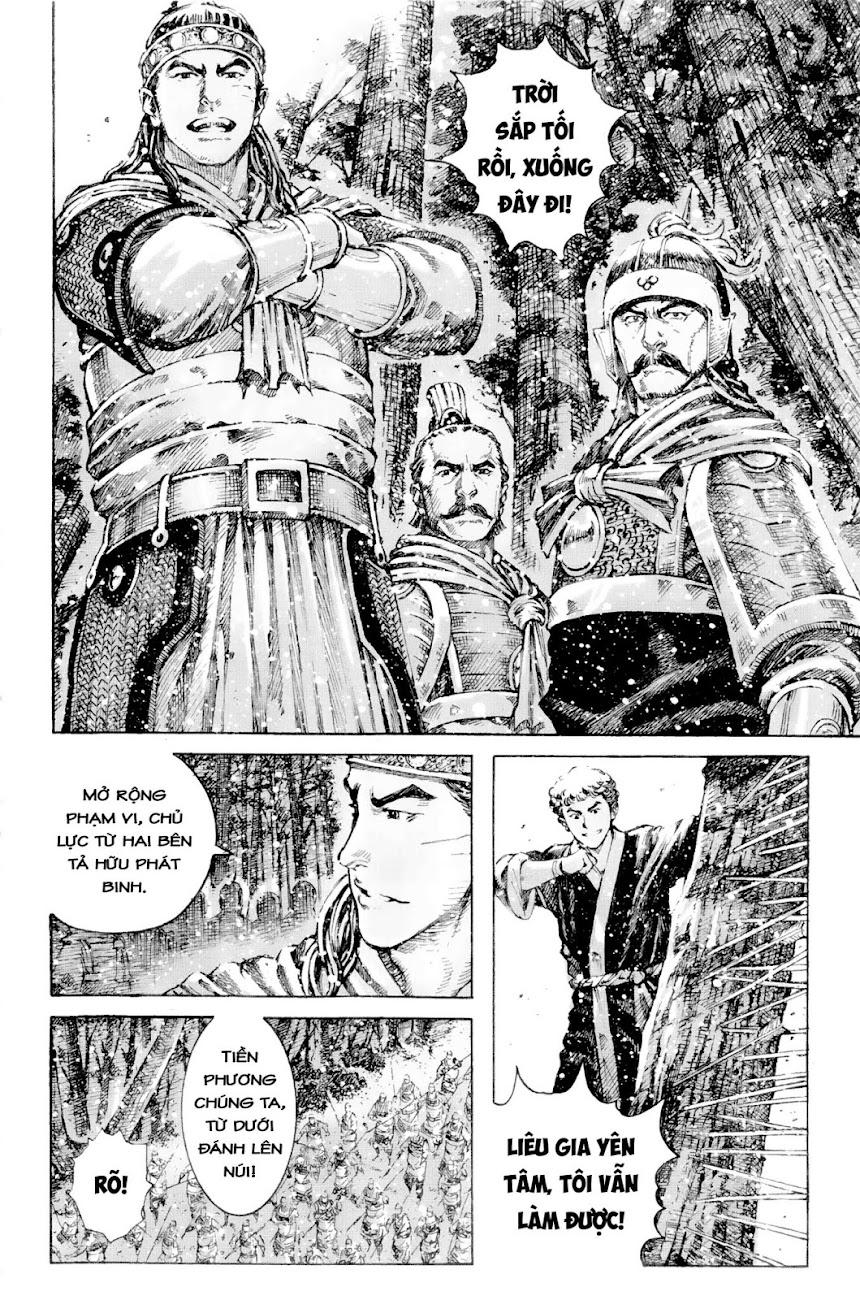 Hỏa phụng liêu nguyên Chương 413: Đồng tường thiết bích [Remake] trang 4