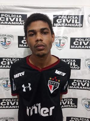 Polícia Civil de Barra do Corda prende suspeito de integrar facção criminosa