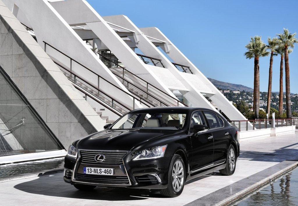 2013 Lexus Ls Eu Version Auto Cars Concept