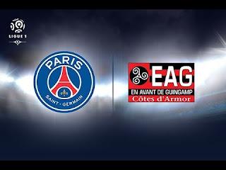 اون لاين مشاهدة مباراة باريس سان جيرمان وجانجون بث مباشر 18-8-2018 الدوري الفرنسي اليوم بدون تقطيع