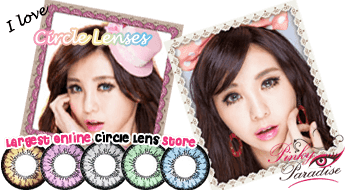 PinkyParadise - The Largest Online Circle Lens Store