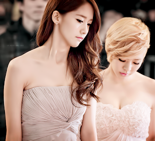 Sunny and Yoona hot wallpaper