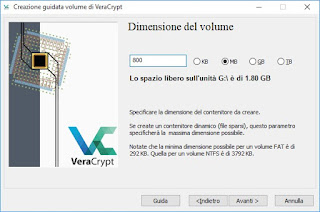 File volume Veracrypt