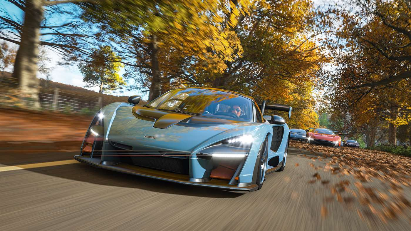 Forza Horizon 4 Reached Two Million Players In Its First Week