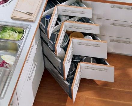 Consejos para la casa ideas para la cocina - Organizadores cajones ikea ...