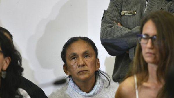 Fiscalía pide revocar condena a la activista Milagro Sala
