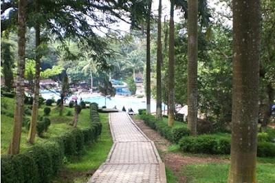 Taman pemandian botani sukorambi